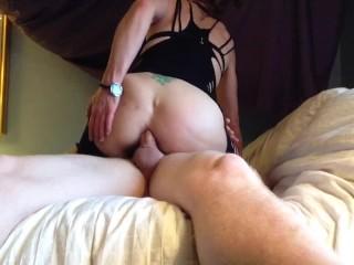 Kalis first ass : painful tremendous penis firm asshole