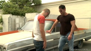 PrideStudios - Sleazy Car Salesman Offers Deal of a Lifetime