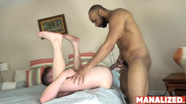Rachael ray gay Manalized ray diesel eats white ass before fucking it raw