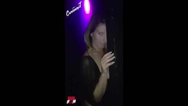 Swinger clup - Creampie in a swingers club