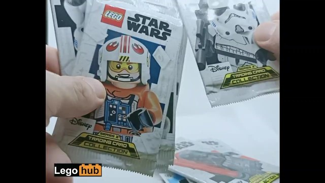 Collector collection of old vintage passport I bought lego star wars trading cards intimate pov