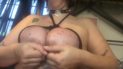 Breast bondage pics
