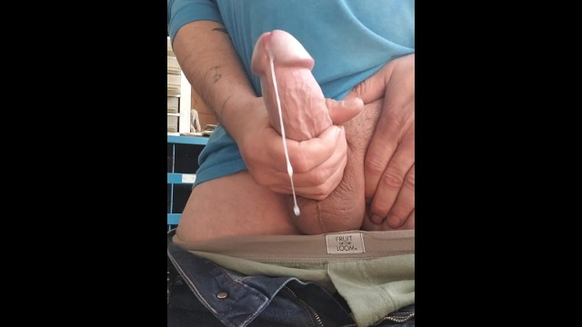 Huge hung thick massive hard cock dick - Fpov huge oozing load from my thick cock