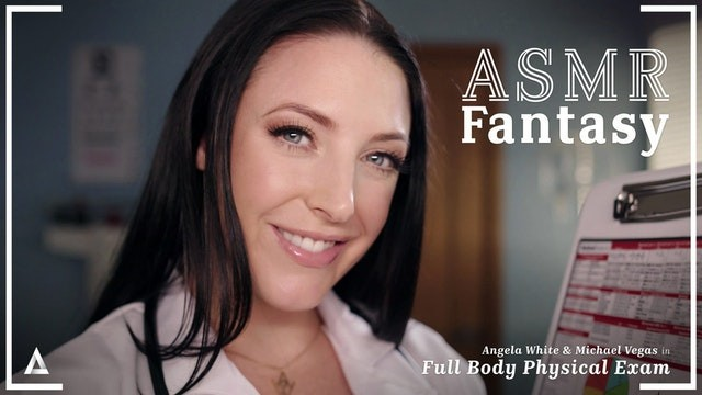 Male physical erotic exaim with pictures - Asmrfantasy - dr. angela white gives full body physical exam