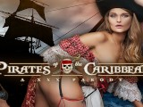 Busty Elizabeth Swann Can't Say No To Captain Sparrow's Big Cock