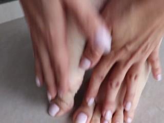 Fetish feet at your maximum pleasure