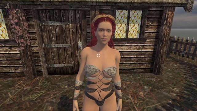 Viking bikini Sinfully fun games 29 vikings daughter
