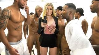 セックスフリー - Dogfart Network - Face Fucking セクシーなスポーツキャスターカリがBbcuの新しいトレーニング施設をツアー中