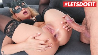 LETSDOEIT - Bad Kitty Stasy Rivera Craves A Hard Cock In Her Ass