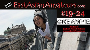 #19-24 SpicyGum June Liu 刘玥 Chinese Exchange Student in Paris!!