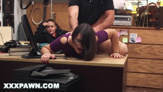 XXX PAWN – Fucking Bitch Doggy Style In Back Of Pawn Shop