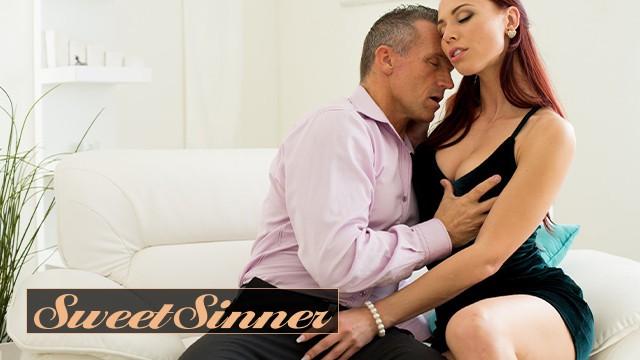 Sacha london escort Sweet sinner - step daughter aidra fox craves some dilf