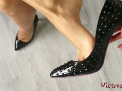 Shoes and feet lover compilation