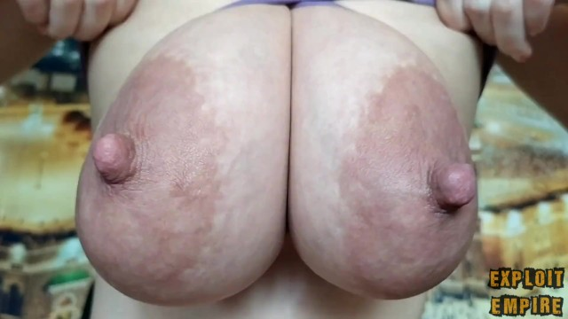 Public boob pressing pictures - Compression of the boobs. pinching the nipples. the pressing of the tits.