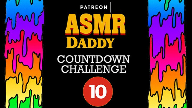 Talk dirty to me porn - Daddys countdown orgasm challenge / try not to cum dirty talk asmr audio