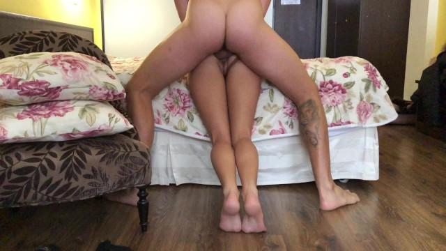 Have rough sex - Amateur couple having sex on vacation