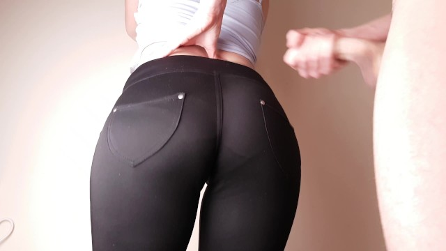 Fuck my jeans free movies Cum on a big ass in jeans - 4k