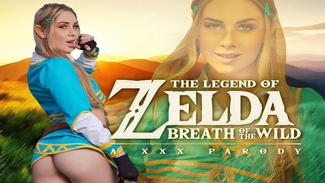 Adult zelda Teen blonde princess zelda needs master sword a.k.a. your dick