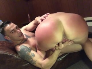 Daddy's home pt 7: cock biting & 69