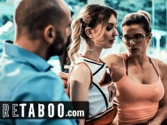 Pure Taboo Cheerleader Coerced Into Sex With Coach & Her Husband