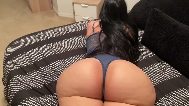 My hot wifes ass - I fucked my crazy thick milf neighbor while her husband was at work