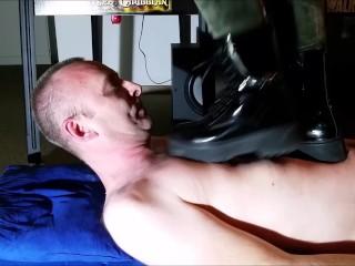 Extreme Platform Boots Trampling (Trailer)