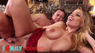 Family Hookups Sister In Law Britney Amber Helps With Roleplay