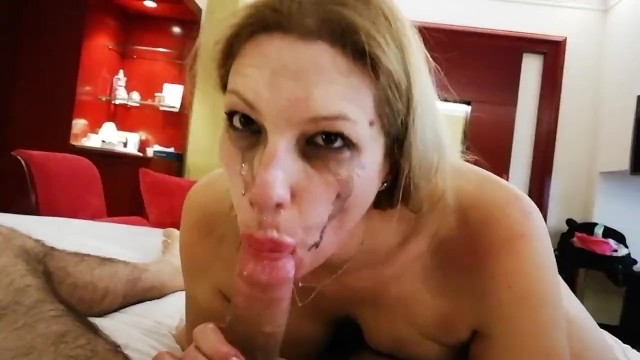 Amsterdam sex change - My master was very severe with my throat - amateur deepthroat in amsterdam