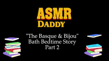 ASMR Daddy Reading Bedtime Story - After Care / DDLG Audio