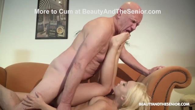 Senior citizen sex illustrated Senior citizen cleans hot babes pipes