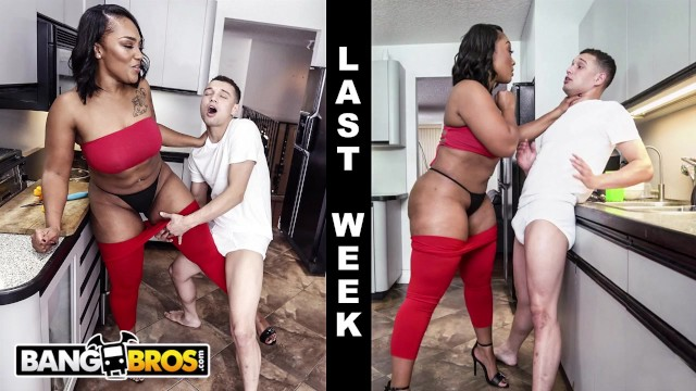 Katie sucks dick - Last week on bangbros : 02/22/2020 - 02/28/2020