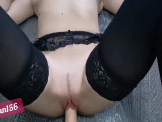 I need practise to take your big cock for all length