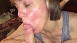 amateur mature blowjob wives