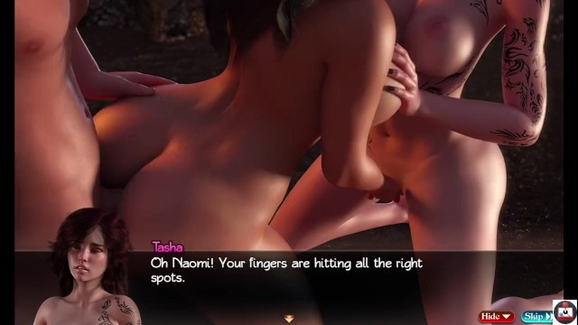 Video nude swimming skinny dipping Treasure of nadia - pt 22 - skinny dipping in a cave