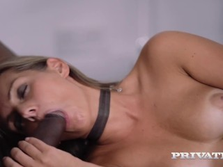 Private com – Double Dicked Kinuski DP'd By BBC & Hubby!