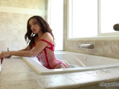 Elegant Angel: Lana Rhoades Has The Flawless Bush To Spunk On