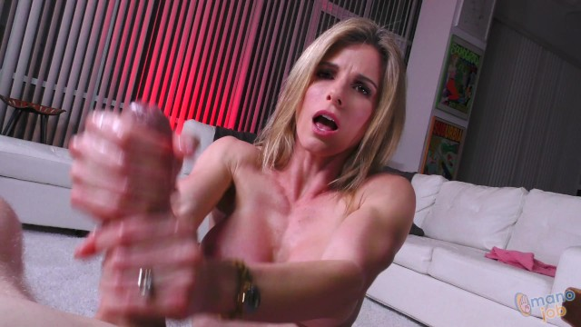 Home video hand jobs Hot milf cory cheats on husband with his son, but is a hand job cheating