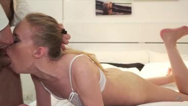 MODEL HARDCORE CUCKOLD SEX TAPE - NIKKI RIDDLE