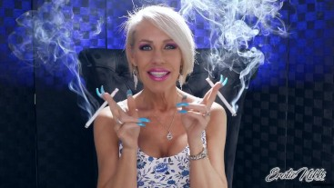 Double Your Smoking Addiction - Nikki Ashton