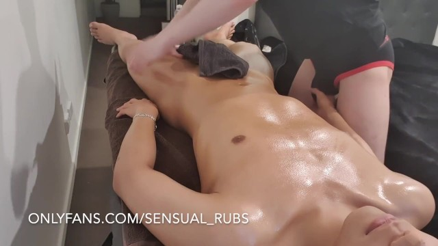 Erotic gay men stories - Cute japanese asian twink gets erotic massage and foot rubs