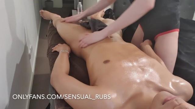 Gay nudist eriotic - Cute japanese asian twink gets erotic massage and foot rubs