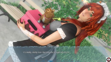 OFFCUTS (VISUAL NOVEL) - PT 4- Amy Route