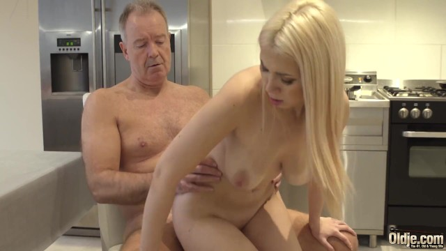 Chubby sugar daddy - Trophy girlfriend fucked by her old sugar daddy
