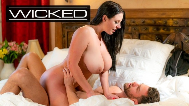 Picture asian longhorn beetle Angela white ends relationship with last passionate fuck
