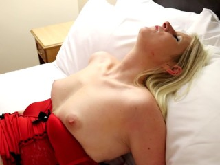 Wife gets big Orgasm by BFF while I film and Watch