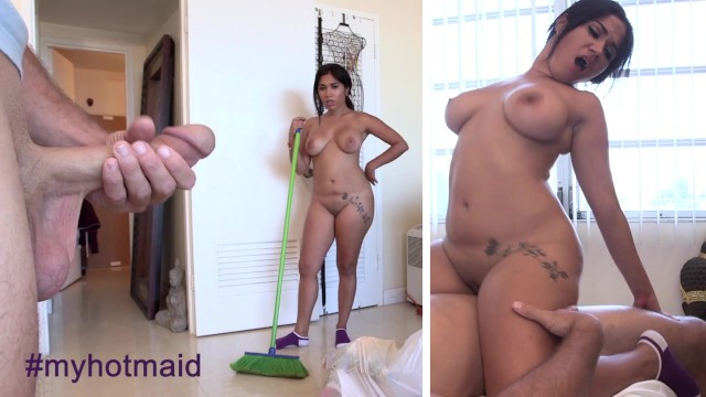 Slutload dirty finger ass Bangbros - feisty cuban maid with incredible big ass nice big tits