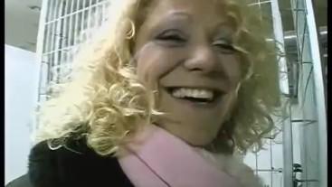 Anastasia die unersättliche ANAL - MILF in Strapsen