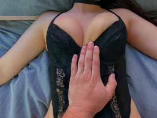 POV Pounding Gorgeous Amateur Teen in Doggy and Missionary - 4K