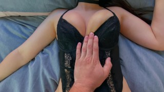 POV Pounding Gorgeous Amateur Teen in Doggy and Missionary – 4K