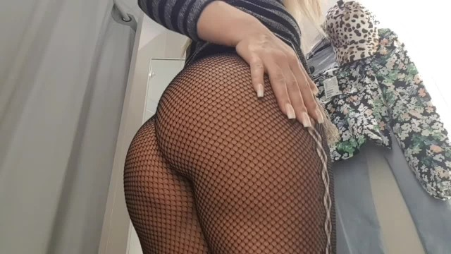 Sex change girls - Public masturbation in changing room-super hot girl